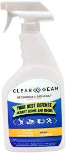 Shoe disinfectant