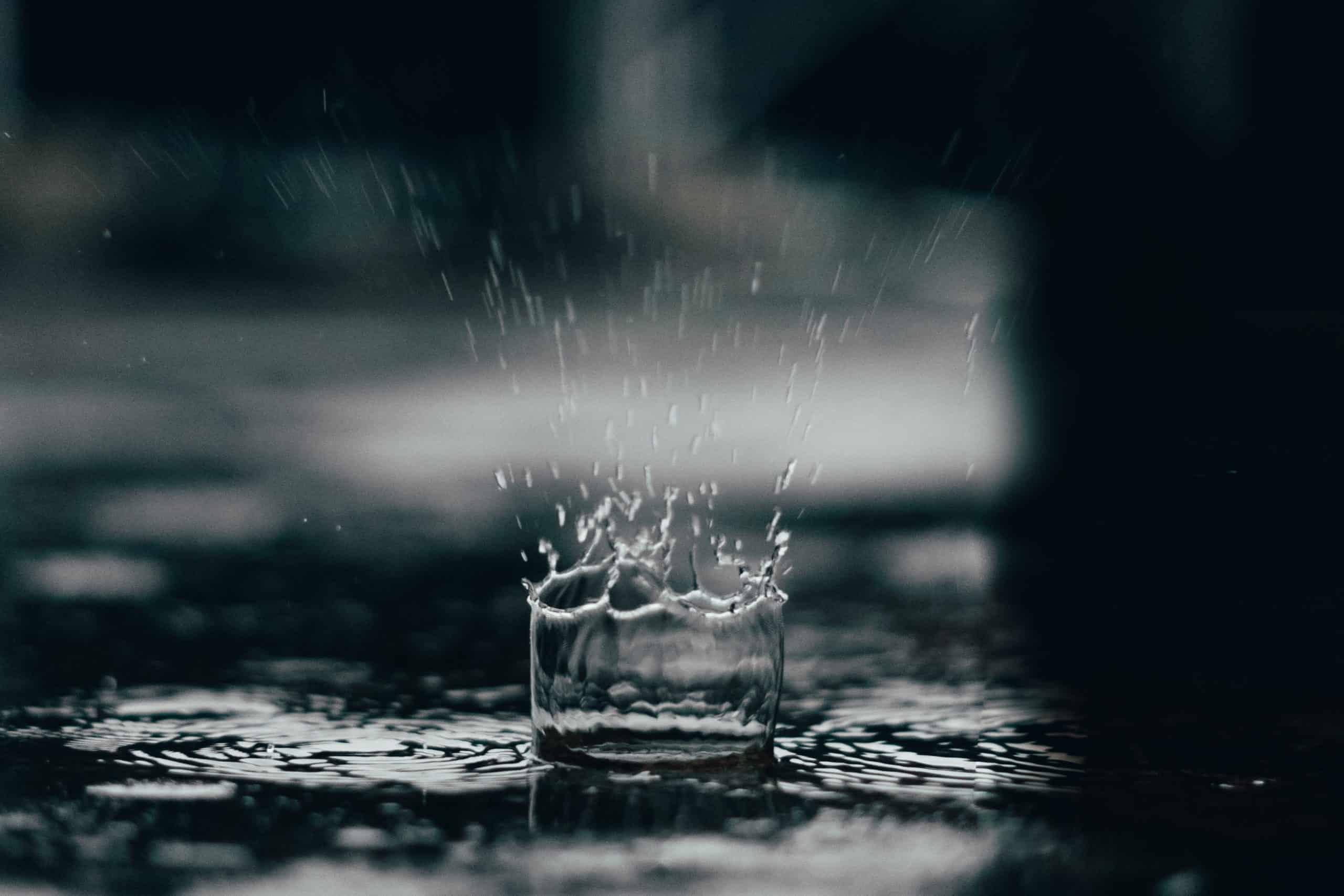 uses of rain gauge